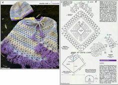 Chal crochet pattern kids