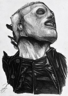 slipknot drawing corey taylor - Google zoeken