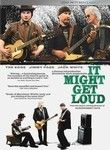 It Might Get Loud (2008) Davis Guggenheim, creator of the Oscar-winning An Inconvenient Truth, directs this fascinating profile of three contemporary guitarists: Jimmy Page of Led Zeppelin, U2's The Edge and Jack White of the White Stripes. Each talks about their creative process, technique and influences as cameras follow them to key locations in their own music history. A jam session featuring all three musicians is woven into their discussions.