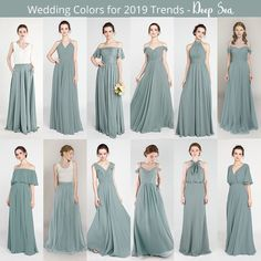 Bridesmaid Dresses, study the delightfully eye catching pin example 9594292839 now. Grey Wedding Guest Dresses, Summer Bridesmaid Dresses, Black Bridesmaids, Wedding Colors, Wedding Gowns, Summer Dresses, Wedding Themes, Instagram Wedding, Deep Sea