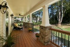 Browse our outdoor living gallery to view beautiful front porch decor. Choose th… Browse our outdoor living gallery to view beautiful front porch decor. Pergola Design, Pergola Patio, Backyard, Wisteria Pergola, Small Pergola, Modern Pergola, Pergola Shade, Pergola Plans, Front Porch Railings