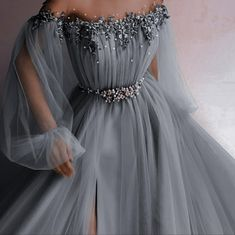 Pretty Prom Dresses, Elegant Dresses, Pretty Outfits, Cute Dresses, Beautiful Dresses, Amazing Dresses, Quince Dresses, Ball Dresses, Glamouröse Outfits