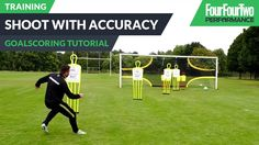 How to shoot with accuracy | Pro soccer tips