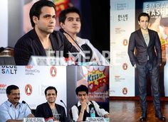 Emraan Hashmi has co-written a book on his sons battle against cancer with author Bilal Siddiqi. Yesterday the duo held an official book launch where Delhi Chief Minister Arvind Kejriwal inaugurated the book titled The Kiss of Life: How a superhero and my son defeated cancer.  Bilal and Emraan spoke about their bond and how they became friends over the course of penning the book. Emraan also spoke about his son Ayaans struggle against cancer and how he overcame it. Arvind Kejriwal commended…