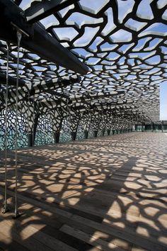 MuCEM museum, Marseille, opening 2013
