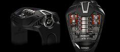 reloj de lujo inspirado en Ferrari