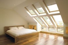 Attic Conversion – Important Things to Note | Oakwood Renovation ...