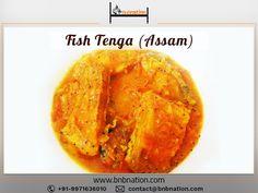Fish Tenga (Assam) #BnBnation #Travel #NortheastIndia #Food