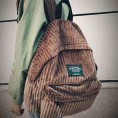 FREE SHIPPING!!!  Material: Corduroy  Bag size: Length 35cm; Width 15cm; Height 40cm  Origin: Made in China