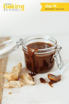 Baking School Day 18: Essential Dessert Sauces — The Kitchn's Baking School