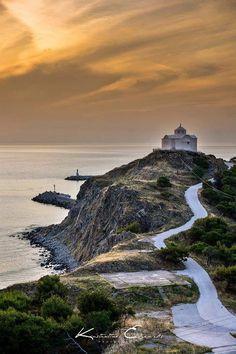 Άγιος Νικόλαος | Λήμνος  📸 Φωτό: Konstantinos Evgenidis America, In This Moment, Island, Places, Water, Landscapes, Travel, Outdoor, Sea