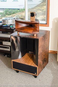 Burwell & Sons Homage Loudspeaker