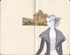 Fashion illustration 19