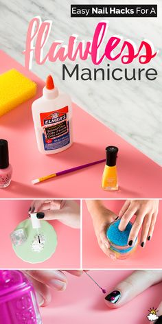 Easy Nail Hacks for a Flawless Manicure