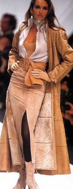 Gail Elliot, Christian Dior Prêt a Porter @}-,-;--Fantastic Fashion For Fall @Wendy Felts Felts Felts Werley-Williams.madisonavenuecloseouts.com