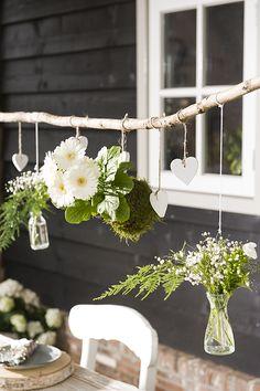 Stylingtips voor een zomers tuinfeest - Nieuws - Tuincentrum Interflower