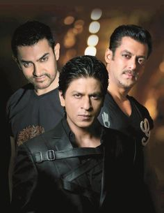 This year the three ruling Khans of B'Town – Aamir Khan, Shah Rukh Khan and Salman Khan – will turn 50. Aamir will be the first one to enter the club on March 14, followed by SRK on November 2 and Sal