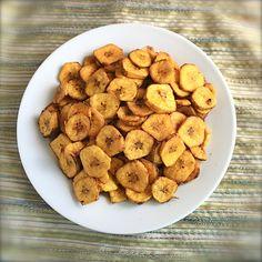 Savory Banana Chips Recipe