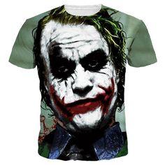 New Stylish Men Women 3d T-shirt Hip Hop Personality Rock Tshirts Print  Zombies fae5c4054c1