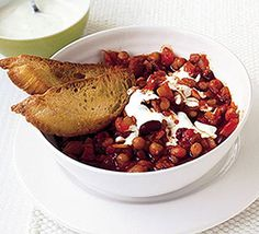 Mixed bean goulash    A quick, healthy, five-ingredient recipe that vegetarians will love