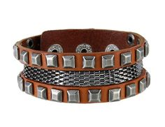 Material: Leather & brass  Size adjustable  Can be used at many occasions
