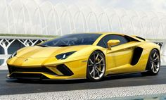 Lamborghini Aventador S LP740-4 is hier!
