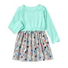 Multi-Dot Dress