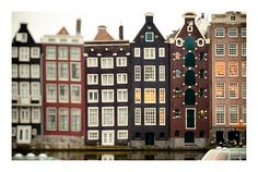 Amsterdam Photography Print