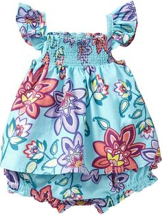 Floral 2-Piece Sets for Baby Product Image
