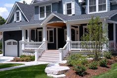 House Exterior...love the porch!!