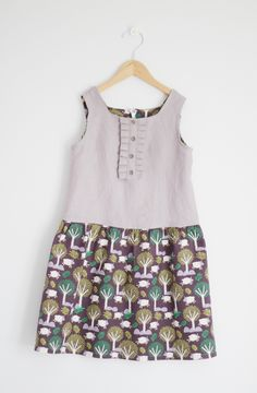 Monday Outfit: Lilac Frills + Purple Sheep | Sanae Ishida
