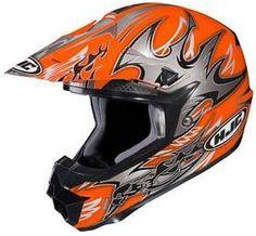 Cheap Motocross Helmets HJC #motocross #motorcycle