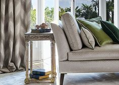 Interior Decorating, Curtains, Throw Pillows, Bed, Modern, Table, Furniture, Home Decor, Blinds