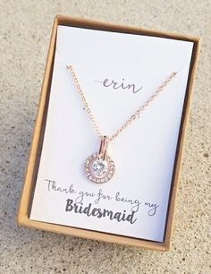 Cheap bridesmaid gifts for all your girls. Personalized bridal party gifts