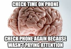 Because your brain is trying to kill you in ways you don't even realize, the best of the hilarious Scumbag Brain Meme! Scumbag Brain, Brain Meme, My Brain, Pokerface, Come Undone, Humor Grafico, How To Wake Up Early, Story Of My Life, Best Memes