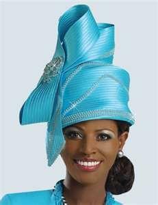 church hats...