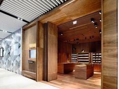 Aesop Emporium Designer: Kerstin Thompson Architects Photographer: Derek Swalwell