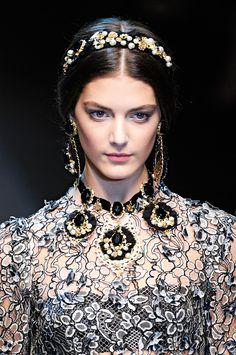 Dolce & Gabbana - Katryn Kruger