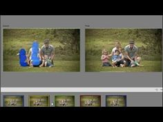 Perfect Group Shots with Photoshop Elements 11 - Photomerge Group YouTube