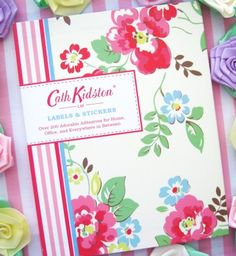 Cath Kidston Book of Labels & Stickers