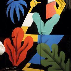 #zebu #zebuillustration #illustration #mural #ritterbutzke