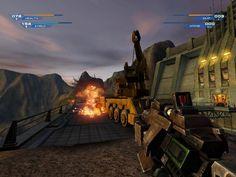 Unreal II The awakening PC, un juego muy entretenido donde tendrás que hacer luchas entre monstruos y criaturas robóticas.