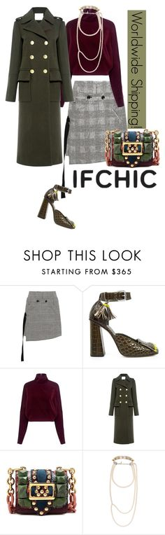 """""""If Chic--Now offering shipping worldwide!"""" by felicia-mcdonnell ❤ liked on Polyvore featuring Marissa Webb, SUNO New York, McQ by Alexander McQueen, TIBI, Burberry and Joomi Lim"""