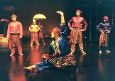 Mindanao Moro Dance - Darangen