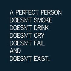 A perfect person.