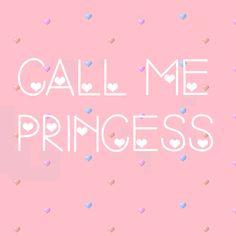 Call Me Princess | ♡•°○●Via LadyLuxury•°○●♡