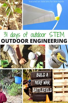 Outdoor engineering