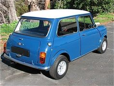1967 Austin Mini Cooper S Mk2