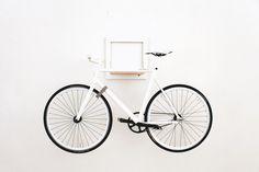 SLÎT Bike Hook by studio Mikili