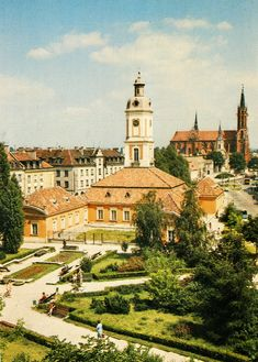 Rynek Kościuszki (Bazarna), Białystok - 1980 rok, stare zdjęcia